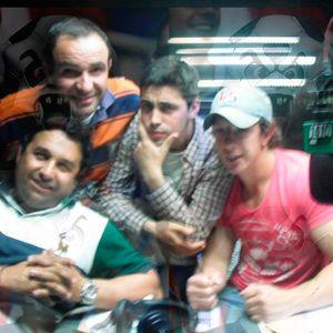 34-locos por el fútbol domingo 24-06-12