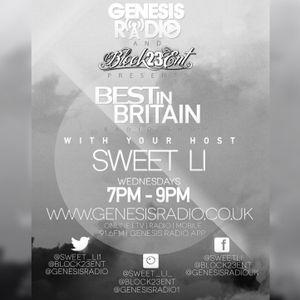 Sweet Li Best In Britain Show 090316