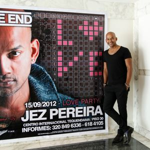 JEZ PEREIRA LIVE @ THE END CLUB, BOGOTA, COLOMBIA ( 5am set) ( Banging Dirty House / Techno)