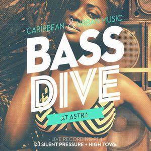 Dj Silent Pressure feat. High Towa Pt.2 __ BASS DIVE @ Astra 27.11.2015