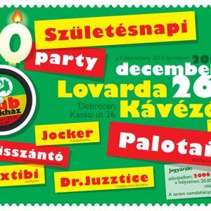 Dub Székház Radio Show #84 - 11 December 2010