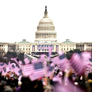 The Shaping of the Inauguration in Washington, DC