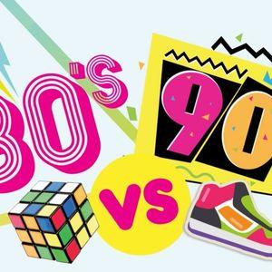 80's vs 90's Party - Radio Shepton Fundraiser