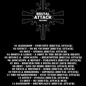 BRUTAL ATTACK PODCAST004 - 8DXT