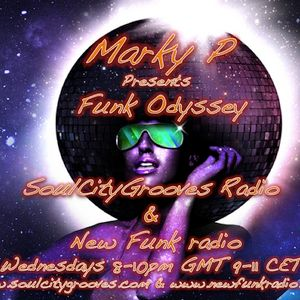 Episode 95 Marky P Presents Funk Odyssey Soulfully Housed 23rd Jan 2013