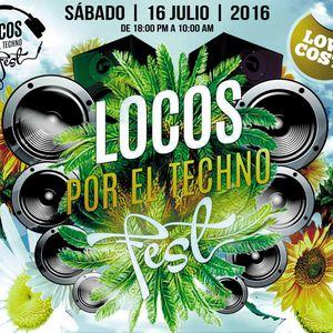 Kike Olmedo@Festival locos por el techno16-07-16 (Villalba del rey-Cuenca)