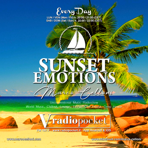 SUNSET EMOTIONS Radio Show 453/454/455 (26-27-28/05/2021)