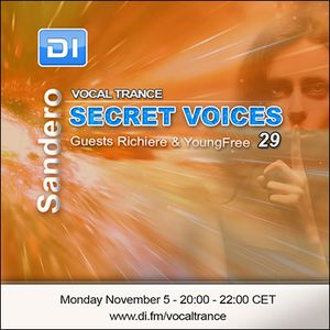 Secret Voices 29 (Guests YoungFree & Richiere)