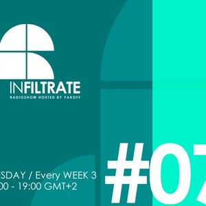 Yakoff - INFILTRATE #7 On InsomniaFM (Sep2010)
