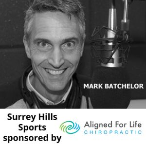 Surrey Hills Sport with Mark B - 22 08 2015
