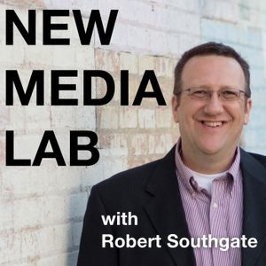 Luis Congdon – S1E13 New Media Lab with Rob Southgate