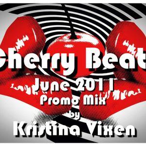 Kristina Vixen - Cherry Beats (June 2011 Promo Mix)