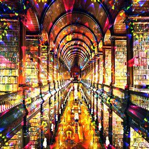 Quietude #11: The Kaleidoscopic Library