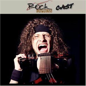 Rock Express Cast 34 - Marcelo Carvalho (Trayce)
