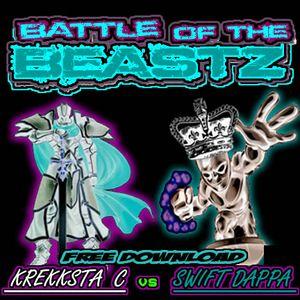 Dub Ryders - Battle Of The Beastz (2011) Mixed By: Krekksta  C