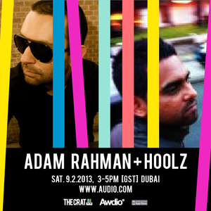 THE CRATE | Hoolz + exclusive guest mix from Adam (WARPED)