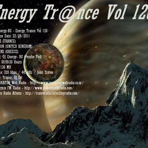 Dj Energy- BG- Energy Trance Vol 126