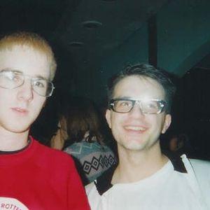 John Acquaviva at Faded (Madison, WI - USA) - 16 April 1999