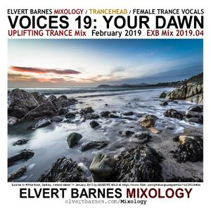 February 2019 VOICES 19: YOUR DAWN Uplifting Trance Female Vocals Mix