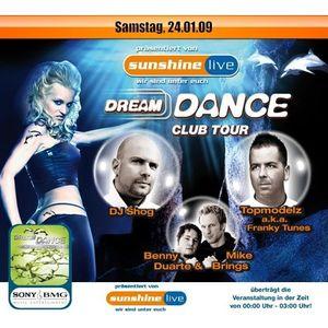 Franky Tunes a.k.a. Starsplash Live @ Dream Dance Club-Tour 24.01.2009 (Part 2)