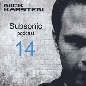 Subsonic podcast - 014 (WMC Exqlusive)