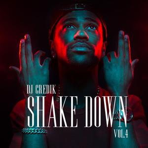 "Dj Credik ""Shake Down Vol.4"""