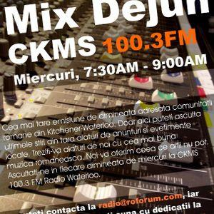 Mix Dejun – Lansarea oficiala (2004-04-14)