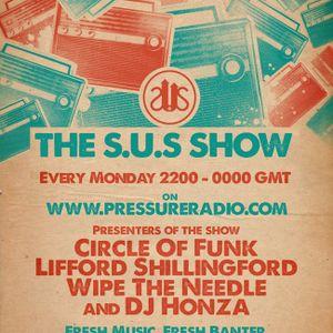 The SUS Show - Pressure Radio 23/02/2015