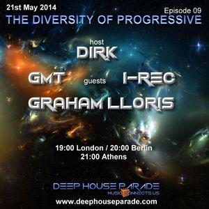 The Diversity Of Progressive 09 Graham Loris guest mix
