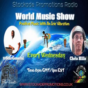 The World Music Show 8th June 2016 Prt 1