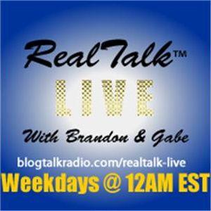Real Talk LIVE - Episode 211 - Jan 24,2012