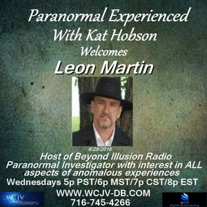 Paranormal Experienced with Kat Hobson_20160629_Leon Martin