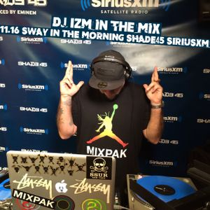 #TBT SWAY in the MORNING 11.16 DJ IZM NYC