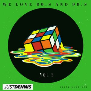 We love the 80's and 90's live Ibiza house set - Vol 3
