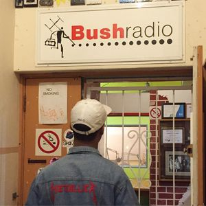 Bush Radio - Dankish Live mix (30 July '16)