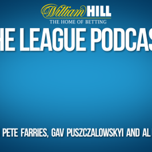 The League Podcast: 8th September