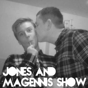 Jones and Magennis Show - ITS MONDAY!!! (5/11/12)