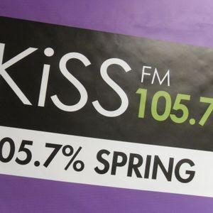 HOUSE BEAT @ KISS FM RADIO Part 1 (9/11/2012)