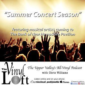 Summer Concert Season is Here!!!!!