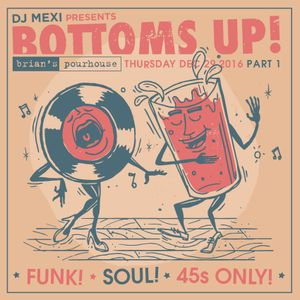 Live at BOTTOMS UP! 12-29-Part 1 [VINYL ONLY]