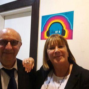 Dra. Élida Adriana Martines y el Dr. Adrián Zylberberg