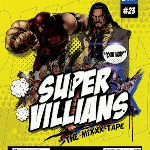 DJ shabazz x Draymond Green - Super Villains the Mixxtape