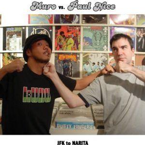 "Dj Muro vs Paul Nice ""JFK to Narita"" (2005)"
