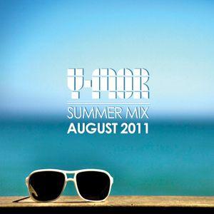 Y-MOR SUMMER MIX 2011