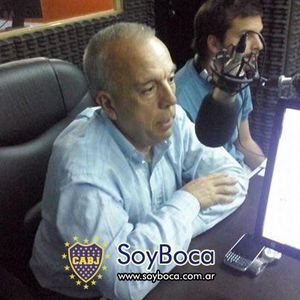 Claudio Giardino en SoyBocaRadio 14-02-2015