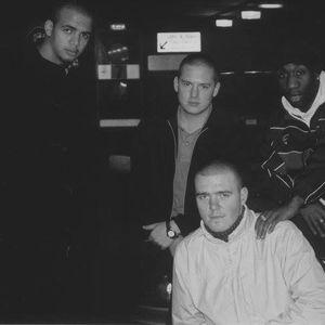2002 Bouncin Crew UKG Set - Ryan B, Supa D, Jukie and Hijack