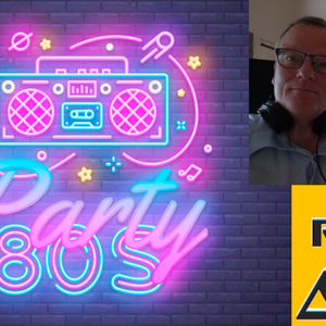 80's Party on Radio ALR - Denmark