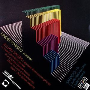DJ SET Recording @ Under Pariseo (Santiago de Chile) 16-JUN-2012