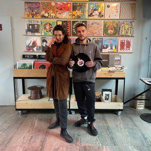Bongo Joe Radio: Cyril and Zemzem with Bony Fly // 12-04-21