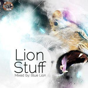 Lion Stuff ! - Blue Lion